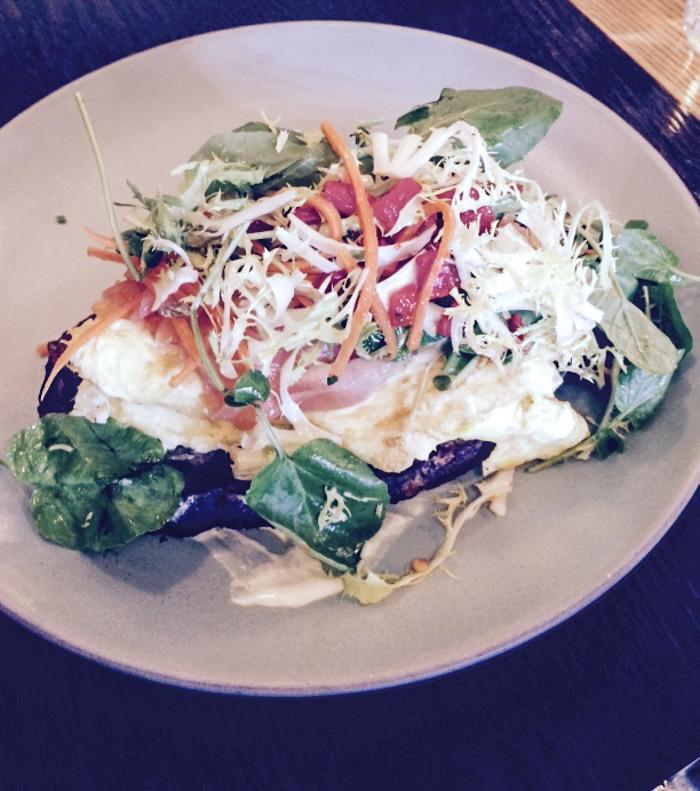 Steak & Eggs at The Dawson