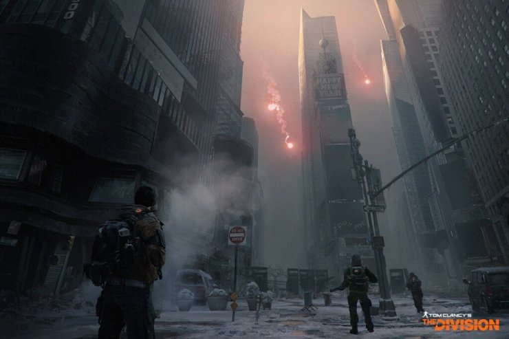 Confirmed Date of the Division Multiplayer Beta Confirmed Date of the Division Multiplayer Beta Confirmed Date of the Division Multiplayer Beta The Division Times Square