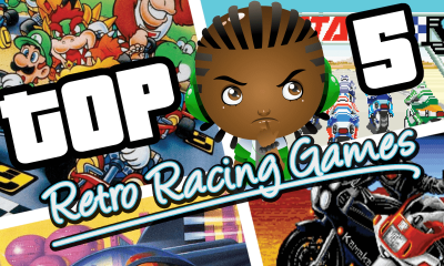 Top 5 Retro Racing Games