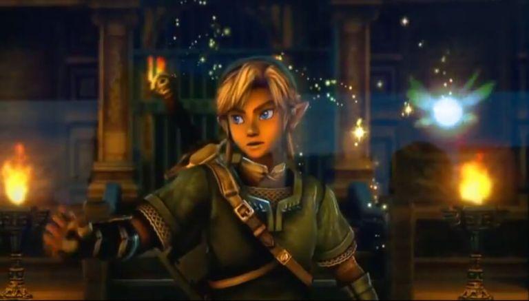 Wii U 2015 Zelda