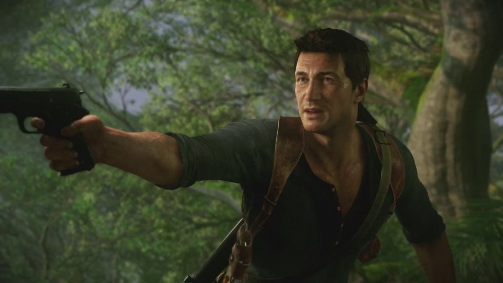 uncharted4  ps4 4