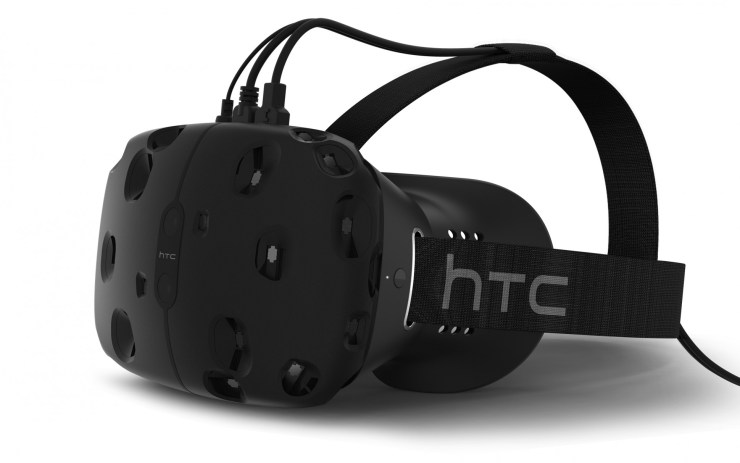 HTC's Valve powered VR headset