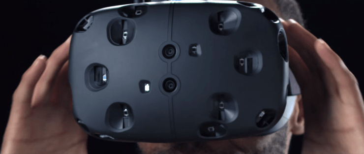 HTC and Valve collaborate on VR Headset