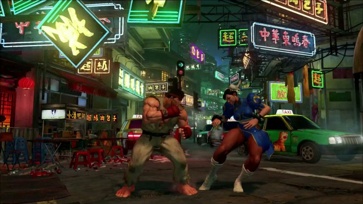 Capcom extinguish all Street Fighter V release rumours