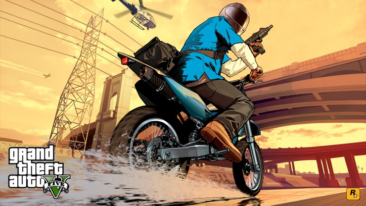 GTA 5 Top 10 Remarkable Games by Rockstar Games