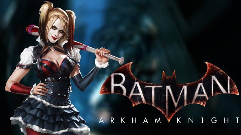 Harley Quinn's Kicking Butt in Batman: Arkham Knight Gameplay Trailer