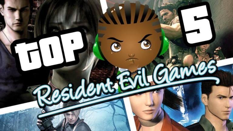 Top 5 Resident Evil Games