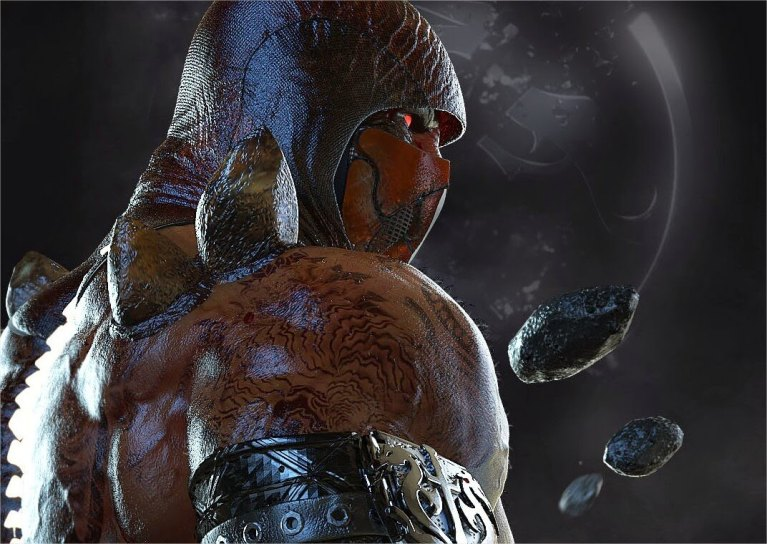 Mortal Kombat X Tremor Rocks on July 21