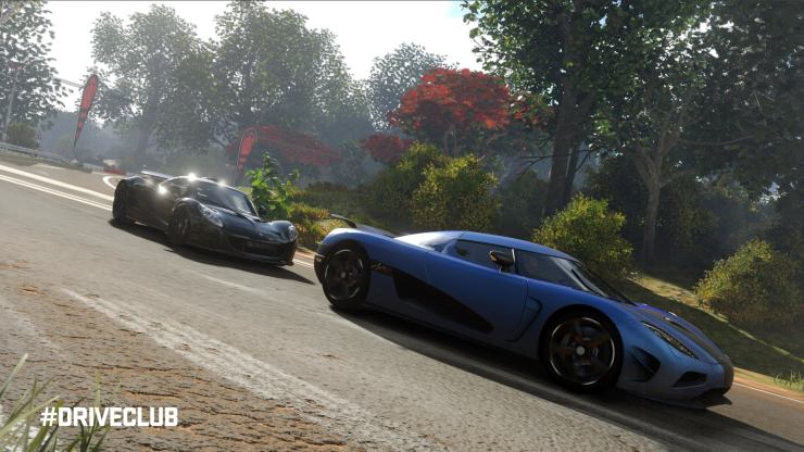 Massive Surprises for PS4 Racer, Driveclub Dev Teases