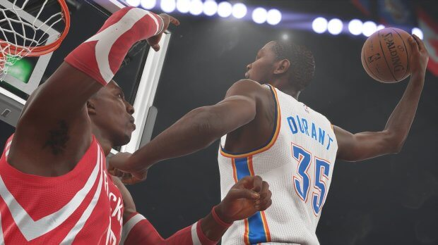 College Basketball Teaser in new NBA 2K16's Gameplay Trailer