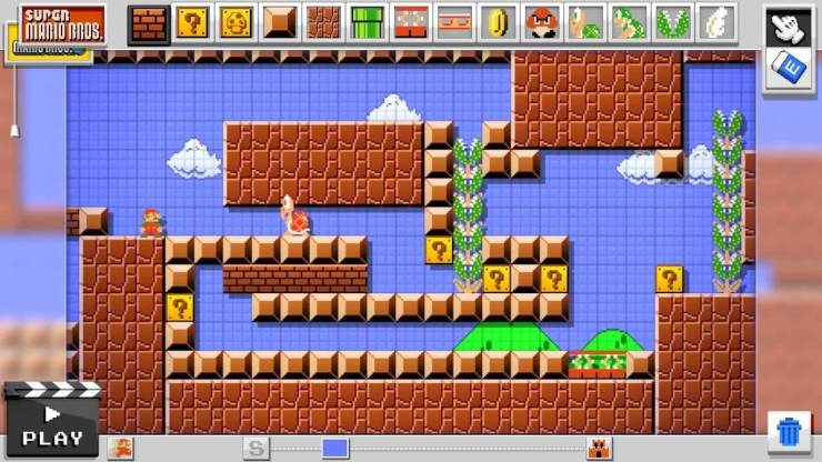 Super Mario Maker Supports 70 Amiibo Figurines