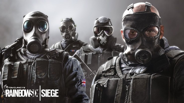 Rainbow Six Siege Closed Beta Finished October 4 2015