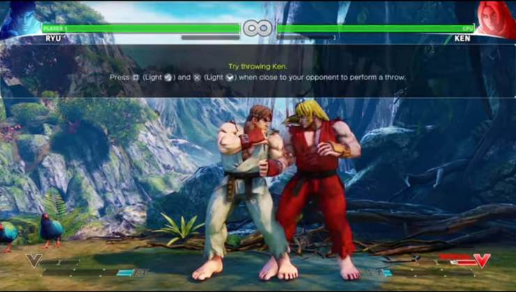 Ryu & Ken Street Fighter V Story Driven Training & Tutorial Gameplay Ryu & Ken Street Fighter V Story Driven Training & Tutorial Gameplay Ryu & Ken Street Fighter V Story Driven Training & Tutorial Gameplay Street Fighter V Ryu Ken training