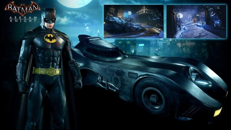 Release Date of Batman: Arkham Knight DLC Announced  Release Date of Batman: Arkham Knight DLC Announced Release Date of Batman: Arkham Knight DLC Announced Batman Season of Infamy 3