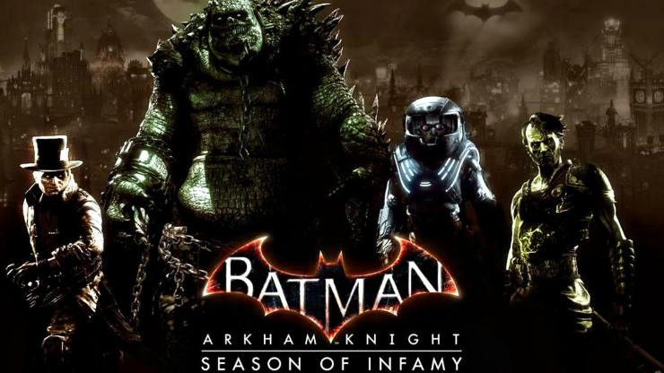 New Batman Arkham Knight DLC on PC, Out Now New Batman Arkham Knight DLC on PC, Out Now New Batman Arkham Knight DLC on PC, Out Now Batman Season of Infamy