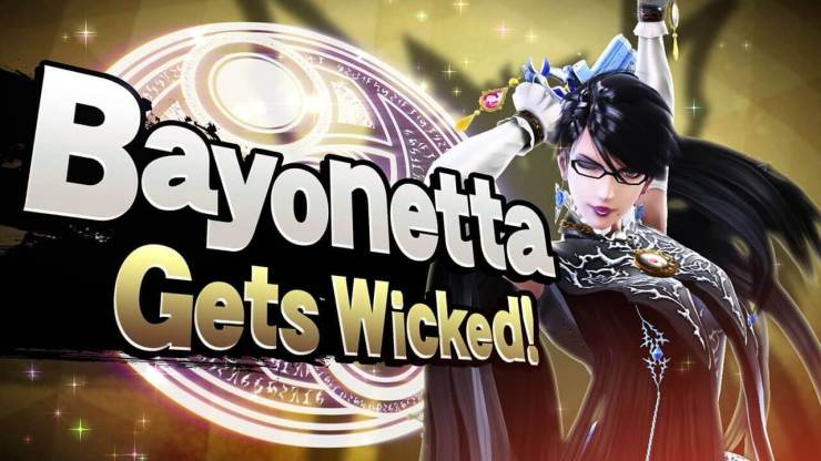 Smash Update: Bayonetta, Fire Emblem Fates DLC Arriving Next Week Smash Update: Bayonetta, Fire Emblem Fates DLC Arriving Next Week Smash Update: Bayonetta, Fire Emblem Fates DLC Arriving Next Week Bayonetta Super Smash