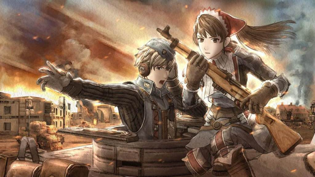 Valkyria Chronicles Remastered Coming to Europe May 2016