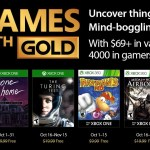 Finally Microsoft has revealed the official line up for free games that will be part of the Games with Gold for October 2017