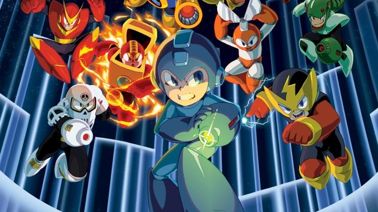 Mega Man Legacy Collection 2 Review Mega Man Legacy Collection 2 Review Mega Man Legacy Collection 2 Review Mega Man Legacy Collection 2 Review 2