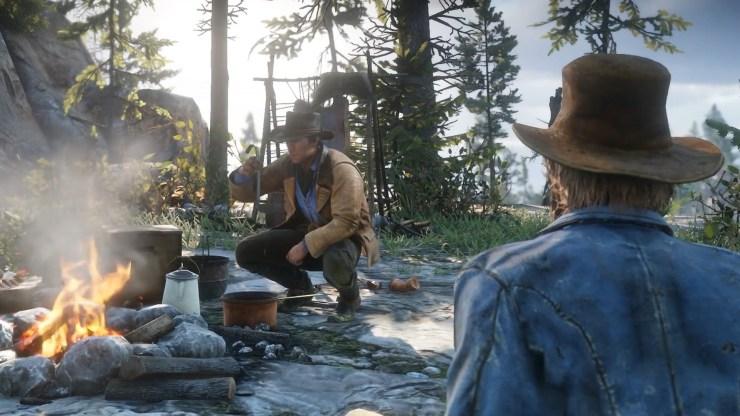 Rockstar Games Release New Red Dead Redemption 2 Trailer