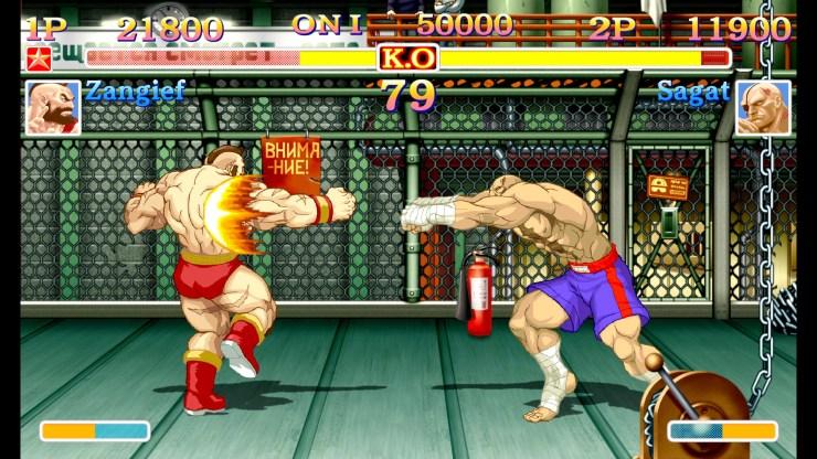 Best Fighting Games of 2017