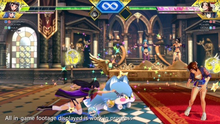 SNK HEROINES: Tag Team Frenzy Nakoruru Gameplay Trailer SNK HEROINES: Tag Team Frenzy Nakoruru Gameplay Trailer SNK HEROINES: Tag Team Frenzy Nakoruru Gameplay Trailer SNK Heroines Tag Team Frenzy New Trailer
