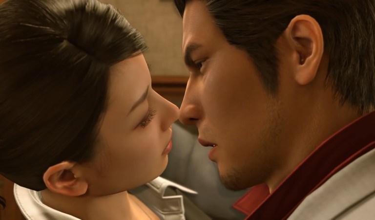 Yakuza Kiwami 2's Brand New Trailer Dives Into A 'Forbidden Romance'