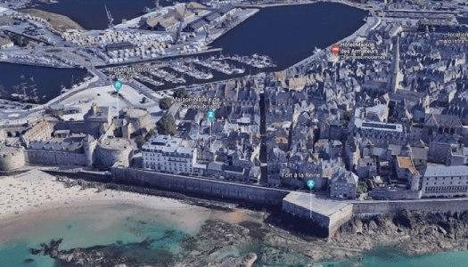 Rallye evjf evg Saint Malo