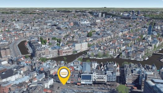 Rallye urbain Escape Game Amsterdam