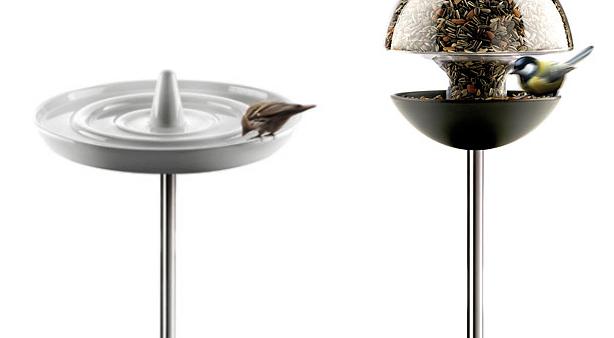 Bird bath and Bird Table Mini