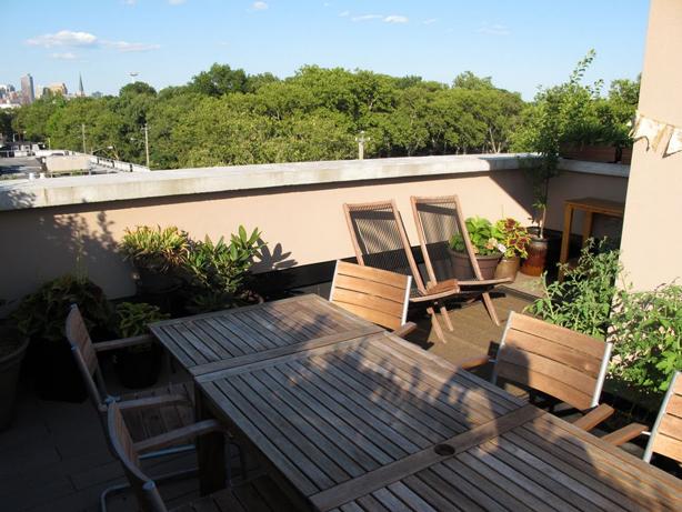 terrace hook up