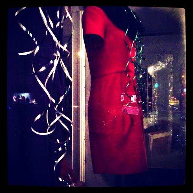red-dress-nyc-window