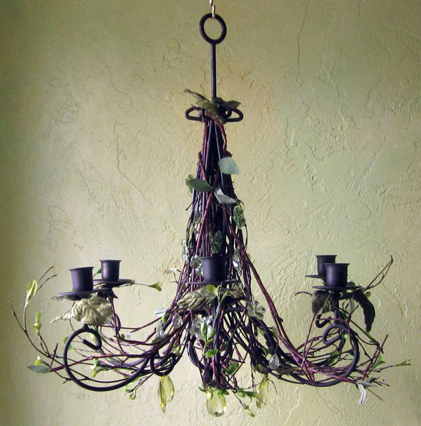 twig-chandelier