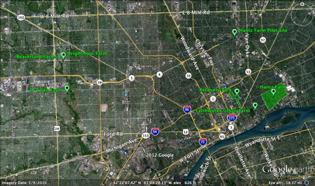 Detroit-Urban-Farming-map