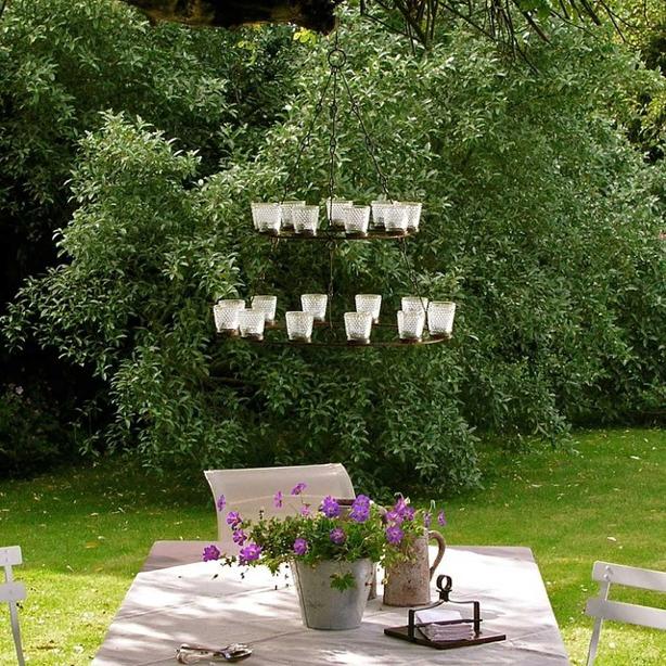 tea-light-chandelier