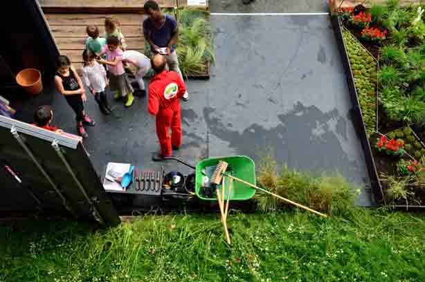 les-berges-planting-gardens
