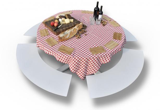cassecroute-la-grande-ronde-06-ronde-picknicktafel-wit-aluminium-staal-bovenzicht-960x640