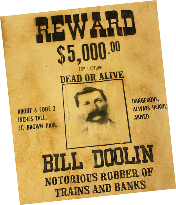bill-doolin-wanted-poster