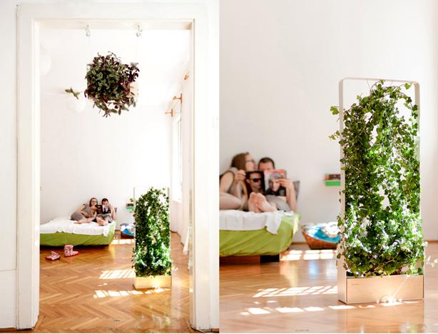 Plantus Please: Modular Indoor Vertical Gardens