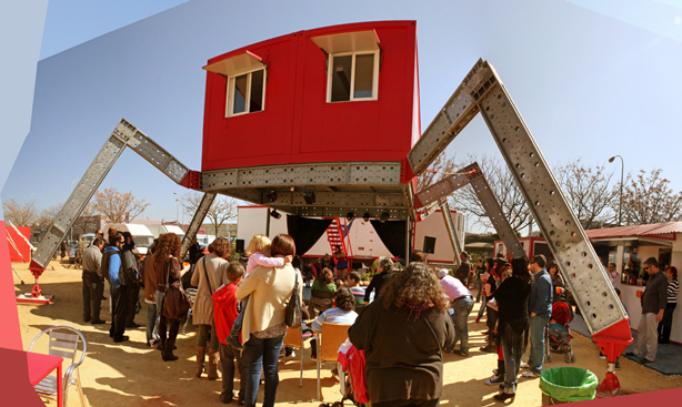 Guerrilla Architecture: Hacktivist Temporary Urban Housing