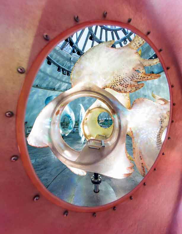 battery-park-carousel-seaglass-fish-detail-urbangardensweb
