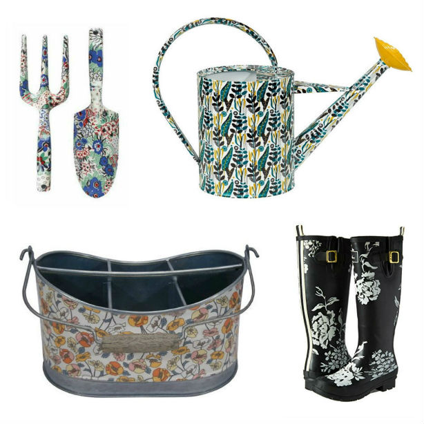 10 Floral Themed Must-Haves for Spring Gardening