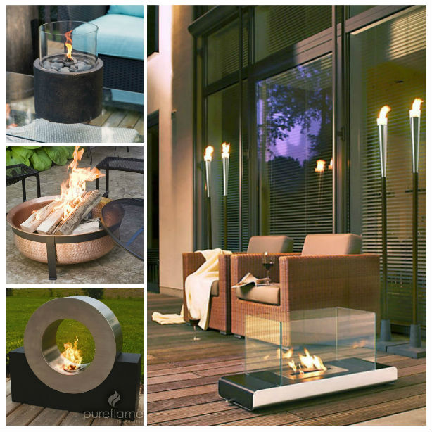 10 Glowing Ways to Add Fire to Your Garden Design