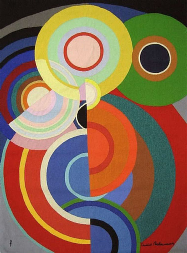 sonia_delaunay_painting