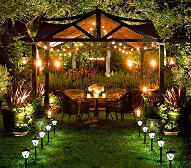 Landscape Lighting Diy: Cool Sustainable And Stylish DIY Ideas For Outdoor Solar