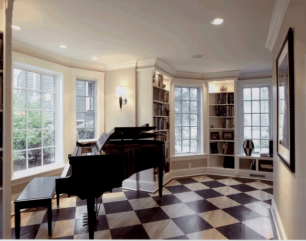 Connecticut-house-and-garden-makeover-music-room-robin-plaskoff-horton-urbangardensweb