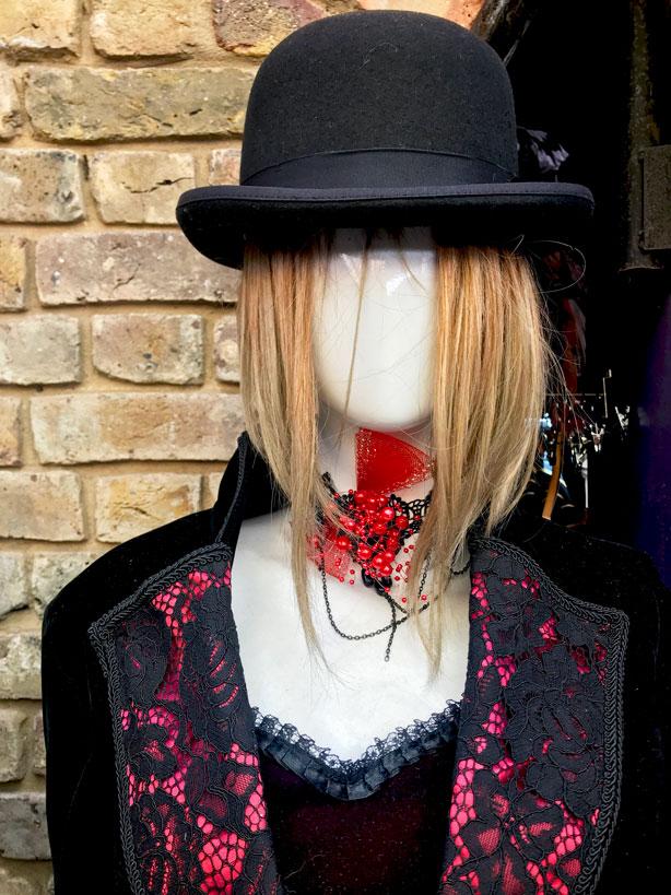 Mannequin at London's Camden Market