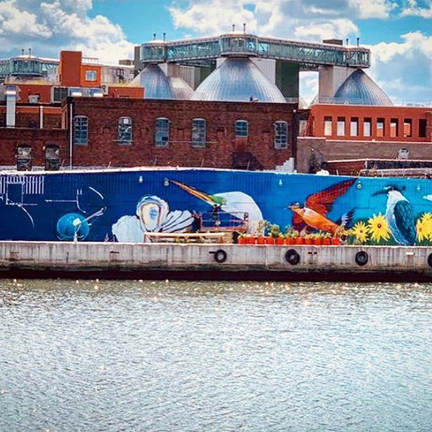 Greenpoint_earth_climate_change_mural_lexi_bella_Danielle Mastrion