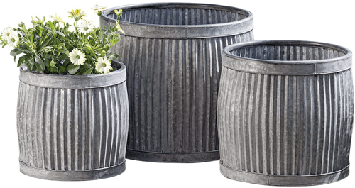 galvanized_steel_planter_set_of_three