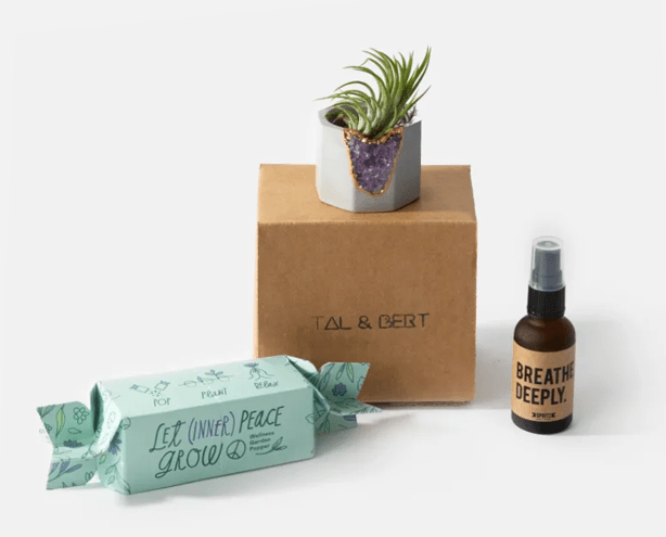 Wellness Valentines Day Gift Box